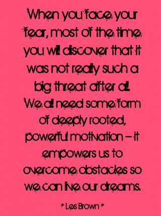 Fear expectations
